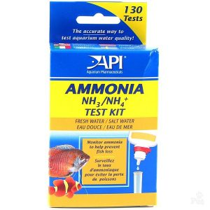 Ammonia test kit Hanover Koi farms