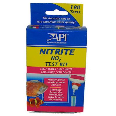 Nitrite test kit API Hanover koi farms