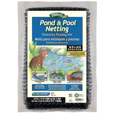 Pond netting 14x14 Hanover koi farms
