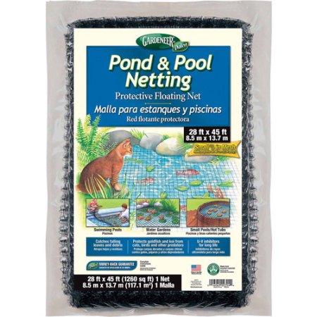 pond netting 45x28 Hanover Koi farms