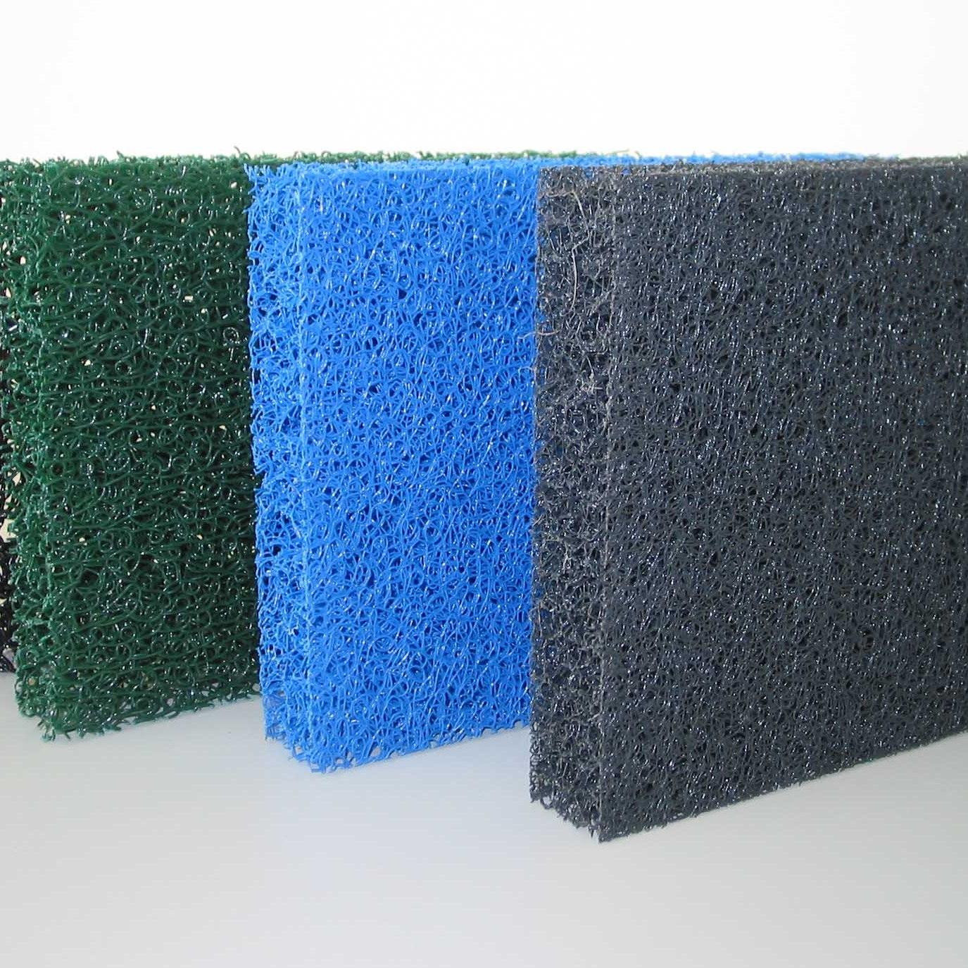 Set of 3 matala filter mats mechanical filtration for Koi filter material