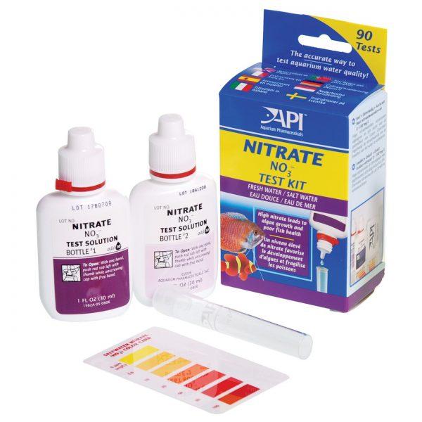 Nitrate test kit API Hanover Koi Farms