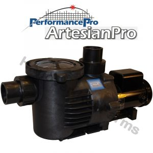 Low RPM ArtesianPro Pon/waterfall pump Hanover koi Farms