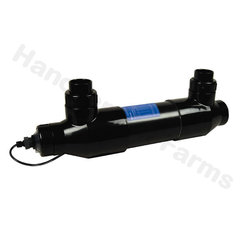 Pond uv light 80 watt emperor high outpupt series e80s for Fish pond filter uv light