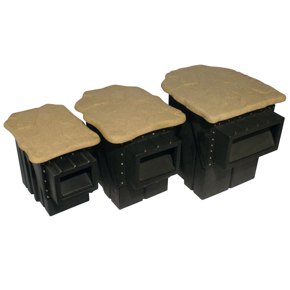 Pond skimmer box 15 wide elite mechanical filter 20 for Pond skimmer filter