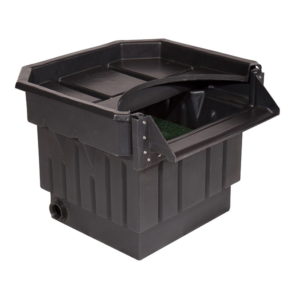 22 waterfall box pondbuilder elite biological filter for Biological filter box