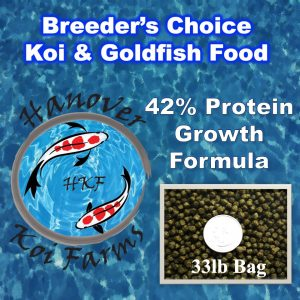 Hanover koi farms breeders choice growth food