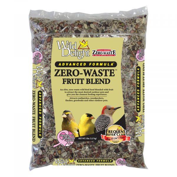 Waste Fruit blend 5 lb bag