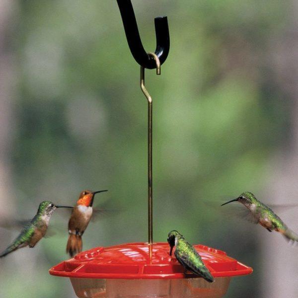 Hummzinger hummingbird feeder